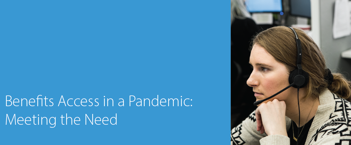 Benefits Access in a Pandemic