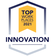 2021 Top Workplace - Innovation